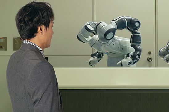 Combining Robotics and Logistics