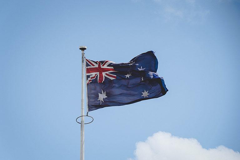 Australia Flag - Australia are going offshore