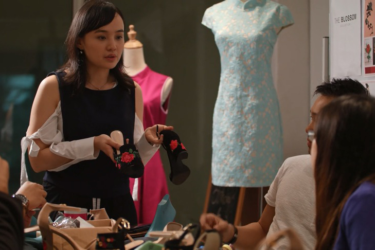 Christy Ng - Selling Shoes Through Social Commerce